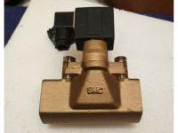 Solenoid valve, 1-1/2