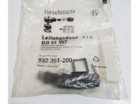 Cable socket, G051WF, 932351–200, Hirschmann (14 Days Warrenty on Entire Stock)