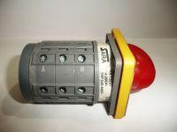 Rotary Switch Voltmeter, SA16-7-3/61313 B03, SARA (14 Days Warrenty on Entire Stock)