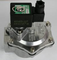 ASCO Pulse Integral Pilot Valve SCG353A047, Asco