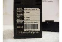 S-Unit Signal Conditioner, SHN-ISO-BBB-W, Shinho System