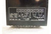 Digital Multi Meter, MT4W-DV-4N