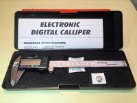 Digital Vernier Caliper - SH 784EC 6, Made by S.H, Made in PRC